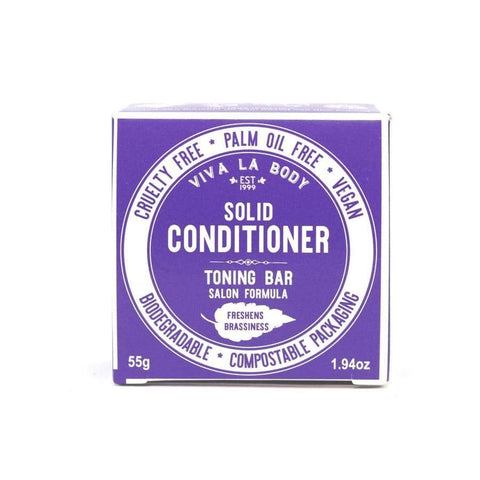 Viva La Body - Solid Conditioner - Toning (55g)