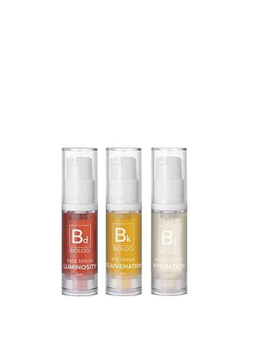 Biologi - Save My Skin Mini Pack (3x5ml)
