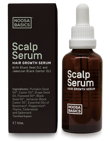 Noosa Basics - Scalp Serum (50ml)