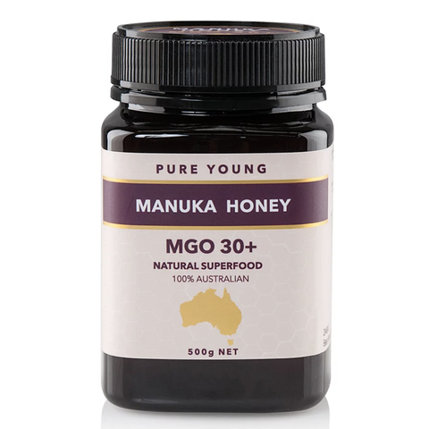 Pure Young - Manuka Honey - MGO 30+ (500g)