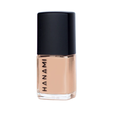 Hanami - TEN FREE Nail Polish - Peaches (15ml)