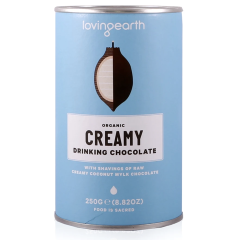Loving Earth - Creamy Drinking Chocolate (250g)