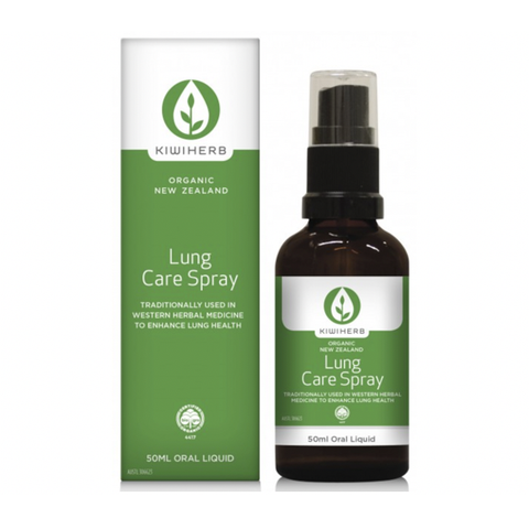 Kiwiherb - Lung Care Spray (50ml)