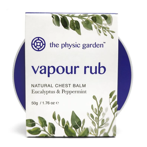 The Physic Garden - Vapour Rub (50g)