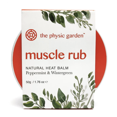 The Physic Garden - Muscle Rub (50g)