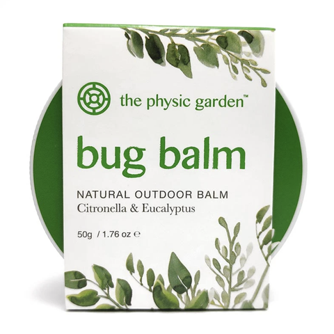 The Physic Garden - Bug Balm (50g)