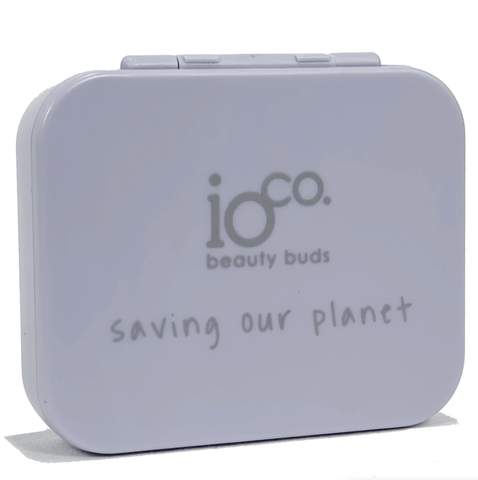 ioCO. - Reusable Beauty Buds - Lilac (4 Pack)
