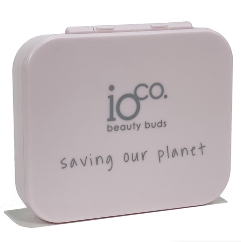 ioCO. - Reusable Beauty Buds - Blush/Soft Pink (4 Pack)