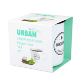 Urban Greens - Grow Your Own Tea Kit - Peppermint