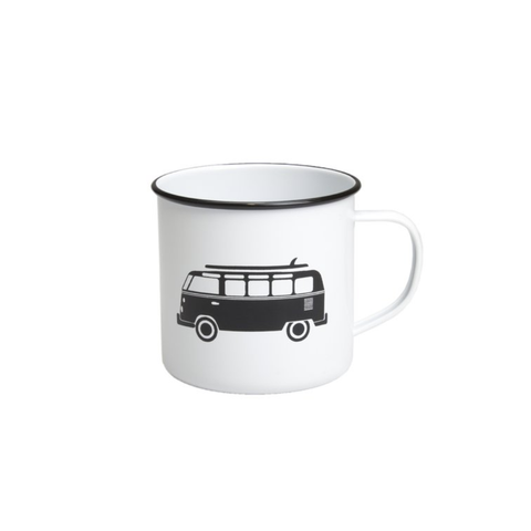 Retro Kitchen - Enamel Mug - Combivan