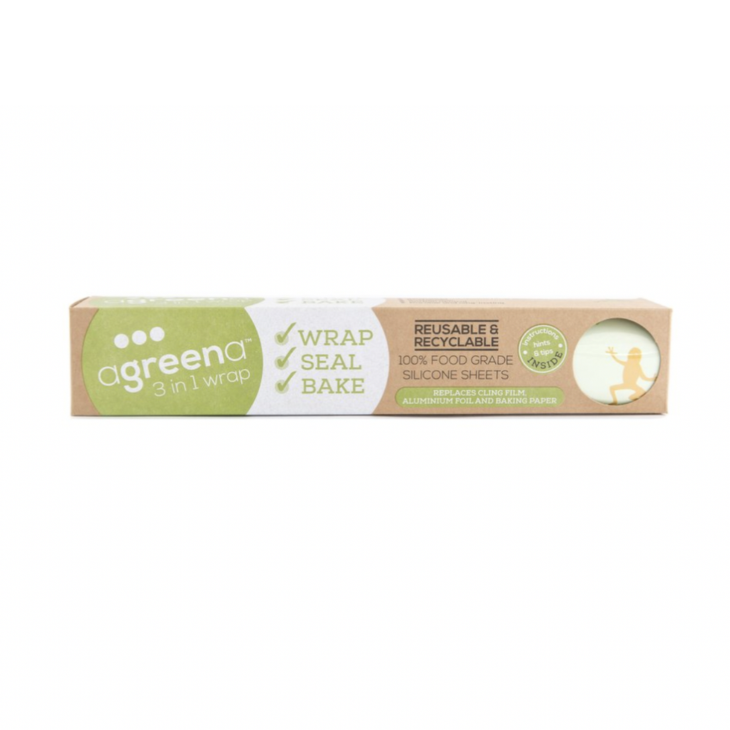 Agreena - 3 in 1 Eco Wraps (4 pack)
