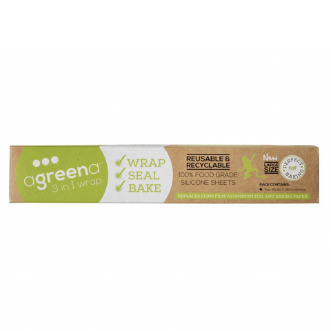 Agreena - 3 in 1 Eco Wraps - Bakers Sheets (2 pack)