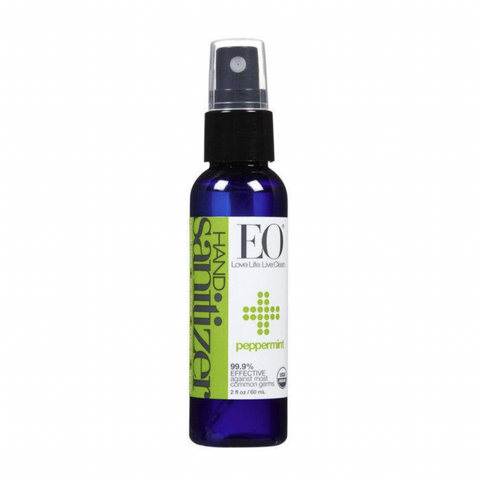 EO - Hand Sanitiser Spray - Peppermint (59ml)