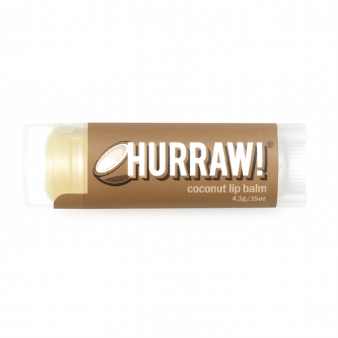 Hurraw! - Vegan Lip Balm - Coconut (4.3g)