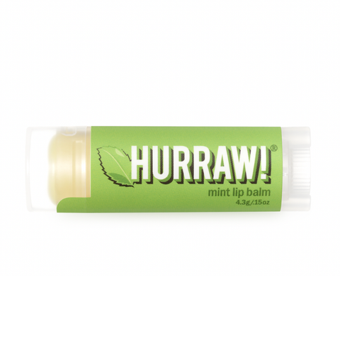 Hurraw! - Vegan Lip Balm - Mint (4.3g)