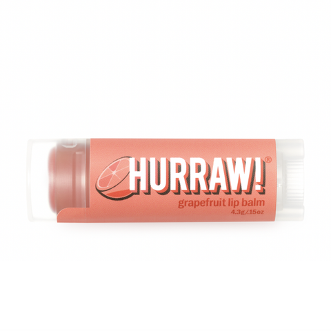 Hurraw! - Vegan Lip Balm - Grapefruit (4.3g)