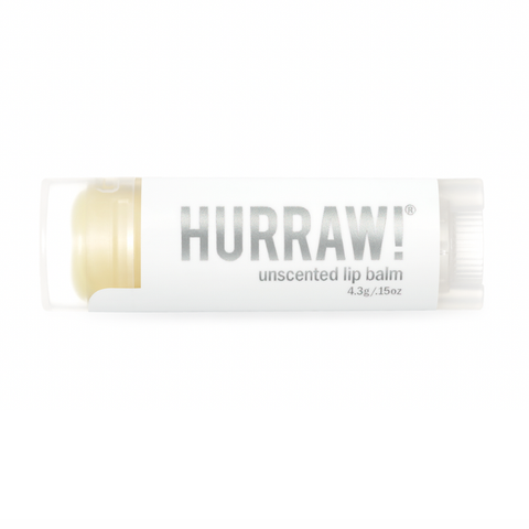 Hurraw! - Vegan Lip Balm - Unscented (4.3g)