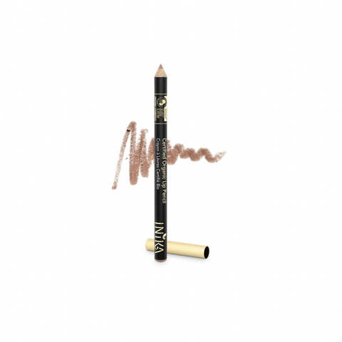 Inika Organic - Certified Organic Lip Pencil - Nude Delight (1.2g)