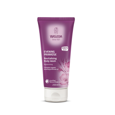 Weleda - Revitalising Body Wash - Evening Primrose (200ml)
