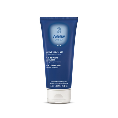 Weleda - Men Active Shower Gel (200ml)