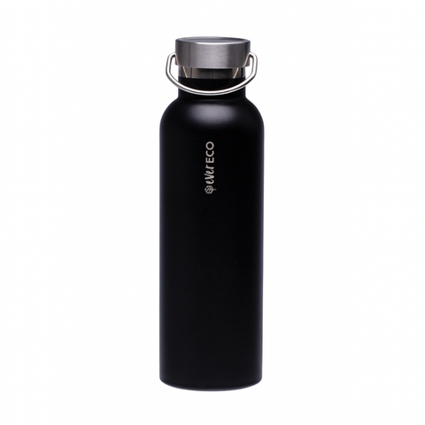 Ever Eco - Insulated Drink Bottle - Onyx (750ml)