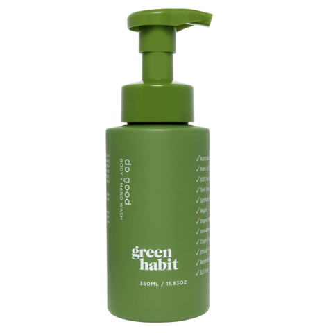 Green Habit - Do Good Body and Hand Wash (350ml)
