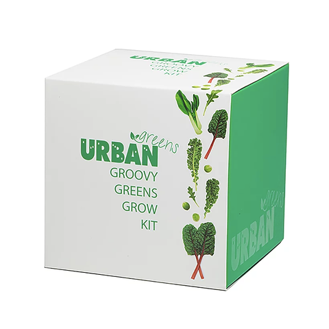 Urban Greens - Groovy Greens Grow Kit