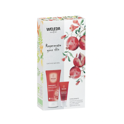 Weleda - Regenerate Your Skin Pomegranate Pack