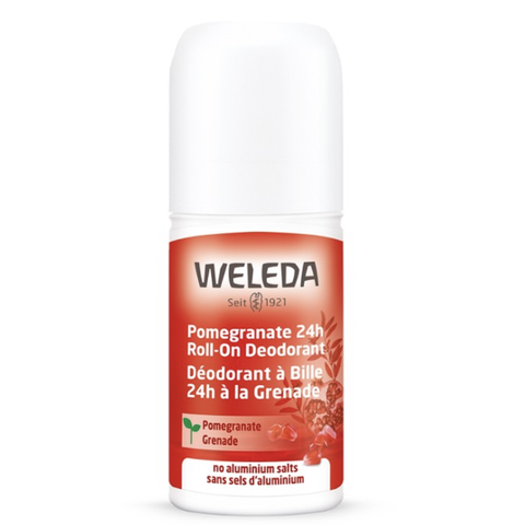 Weleda - Pomegranate 24h Roll-On Deodorant (50ml)