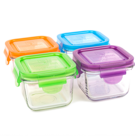 Wean Green - Snack Cube Garden Pack (4 Pieces)