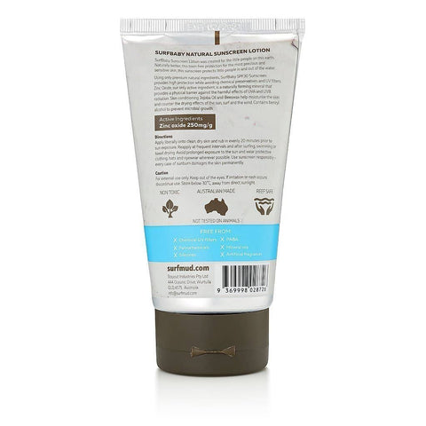 Surfmud - Baby Sunscreen SPF30 (125g)
