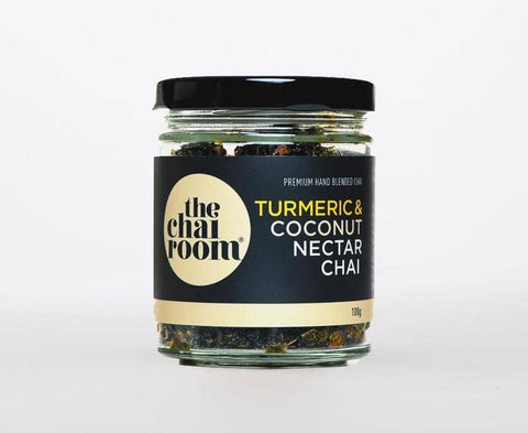The Chai Room - Turmeric & Coconut Nectar Chai (100g)