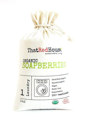 That Red House Organic Soapberries (500g)