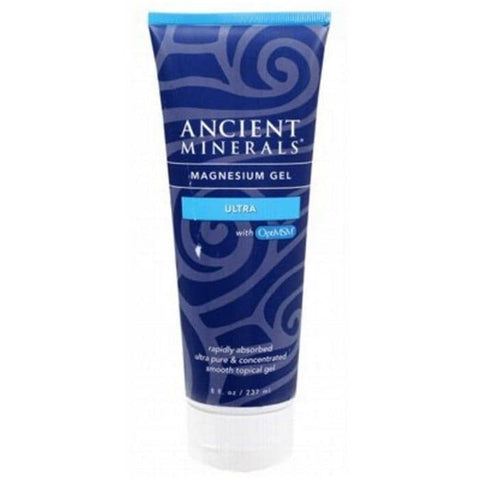 Ancient Minerals - Ultra Magnesium Gel with MSM 237ml