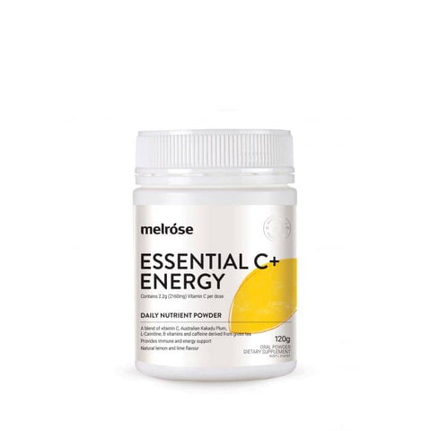 Melrose - Essential Vitamin C + Energy (120g)