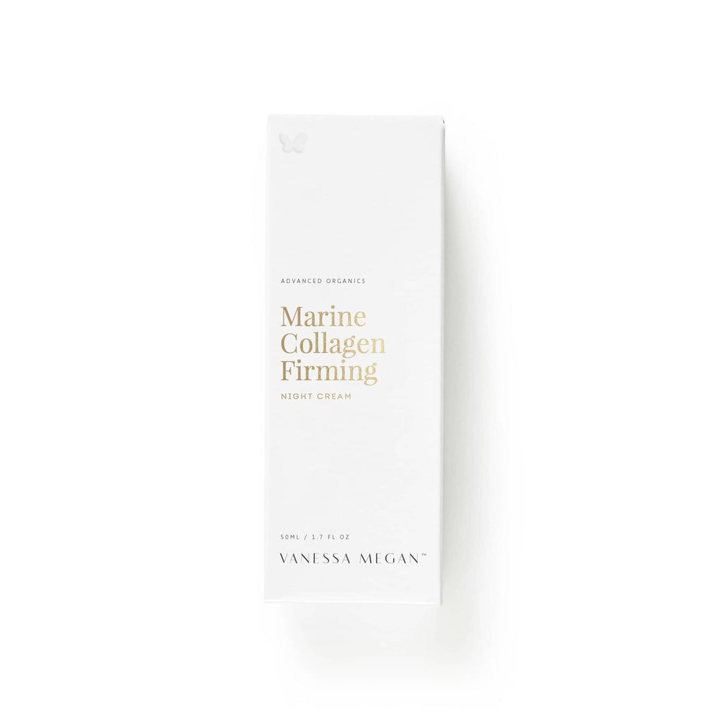 Vanessa Megan - Marine Collagen Firming Night Cream (50ml)