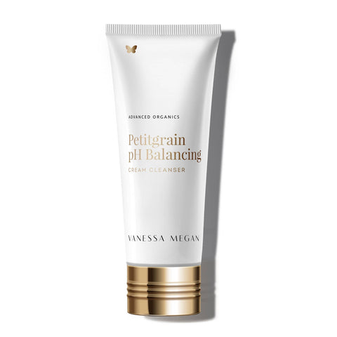Vanessa Megan - Petitgrain pH Balanced Cream Cleanser (180ml)