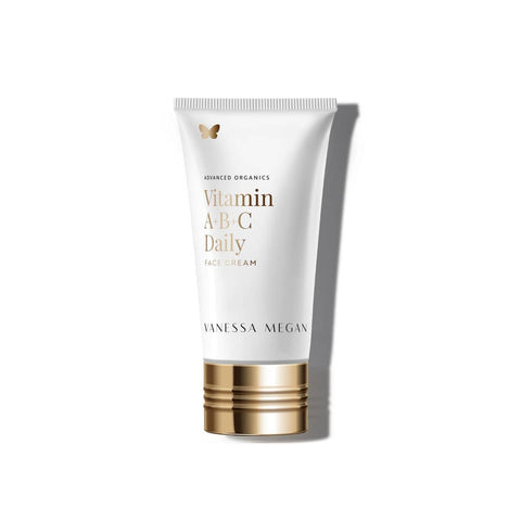 Vanessa Megan - Vitamins A+B+C Daily Face Cream (50ml)