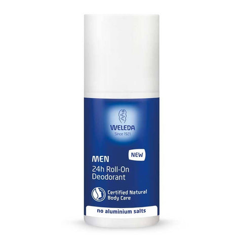 Weleda - MEN 24h Roll-On Deodorant (50ml)