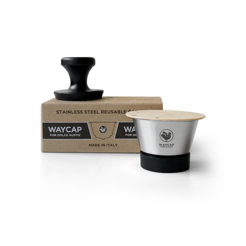 WayCup -  Dolce Gusto®* Compatible Refillable Capsules - Single Pack