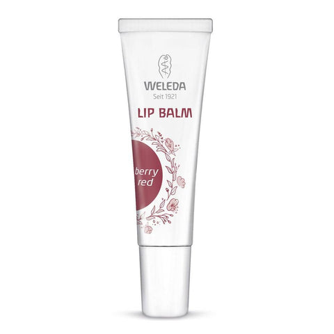 Weleda - Tinted Lip Balm - Berry Red (10ml)