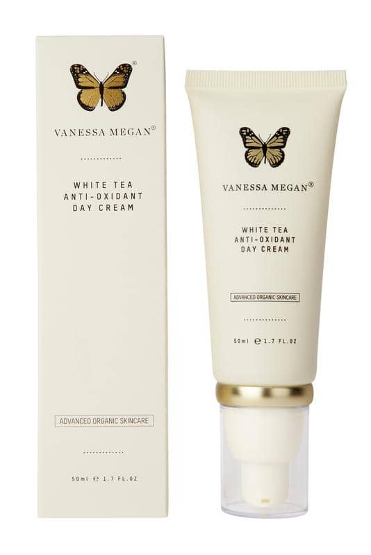 Vanessa Megan - White Tea Antioxidant Day Cream 50ml
