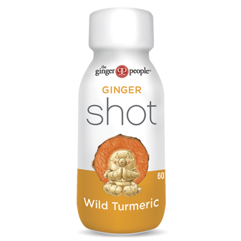 The Ginger People - Ginger Shot - Wild Turmeric (60ml)