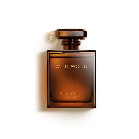 Vanessa Megan - 100% Natural Perfume - Wild Wøud (50ml)