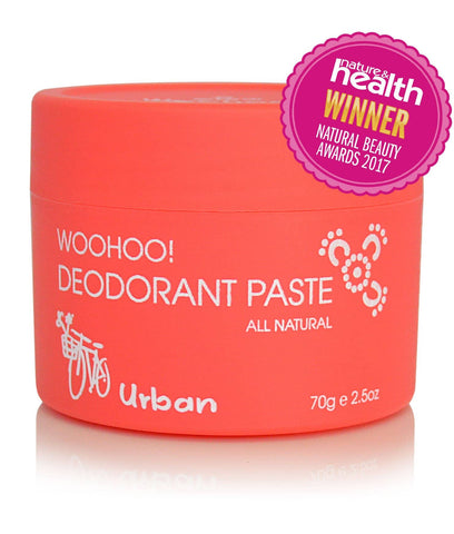 Woohoo Body - Deodorant Paste - Urban (70g)
