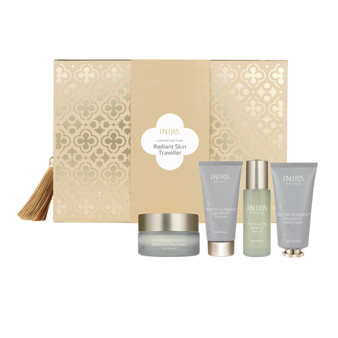 Inika Organic - Limited Edition Radiant Skin Traveller Set