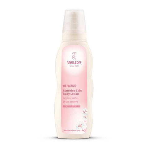 Weleda - Almond Sensitive Skin - Body Lotion (200ml)