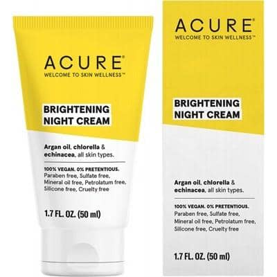 ACURE - Brilliantly Brightening™ - Night Cream (50ml)