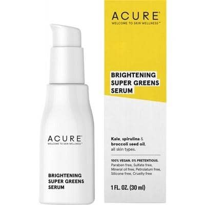 ACURE - Brightening Super Greens Serum (30ml)