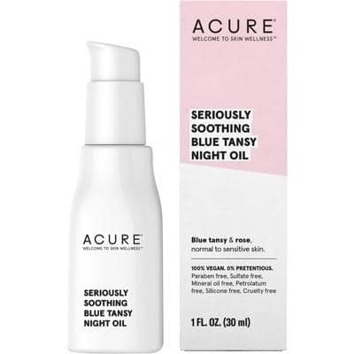 ACURE - Seriously Soothing™ - Blue Tansy Night Oil (30ml)
